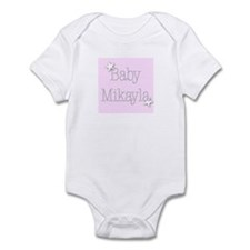 Cute Mikayla Infant Bodysuit