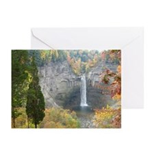 Taughannock Falls Greeting Cards (Pk of 10)