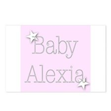 Cute Alexia Postcards (Package of 8)