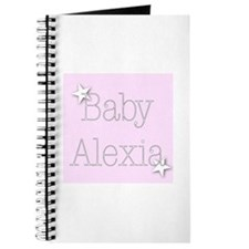 Cute Alexia Journal