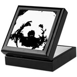 Ozzy the Maltese Keepsake Box