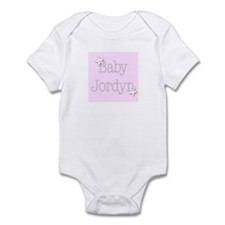 Funny Jordyn Infant Bodysuit