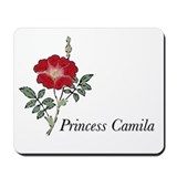 Cute Camila Mousepad