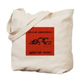 GOD OF RAIN Tote Bag