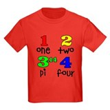 Numbers for Smart Babies T