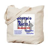 Scorpio November 6th Tote Bag