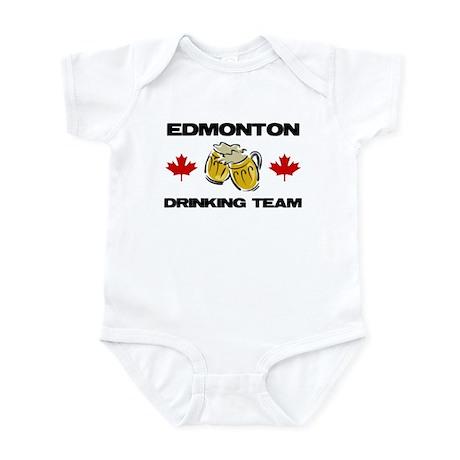 Edmonton Drinking Team Infant Bodysuit