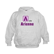 (any letter) is for (any name Hoodie