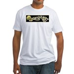 L'Absinthe c'est la mort Fitted T-Shirt