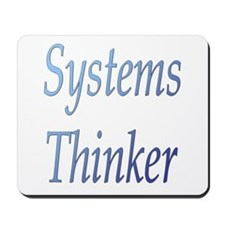 Systems Thinker Mousepad