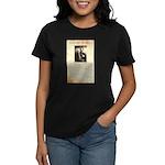 Texas Jack Vermillion Women's Dark T-Shirt