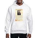Texas Jack Vermillion Hooded Sweatshirt