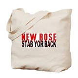 NEW ROSE Tote Bag