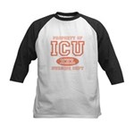 Property Of ICU Nursing Dept Nurse Kids Baseball J