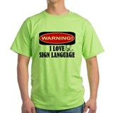 I love ASL T-Shirt