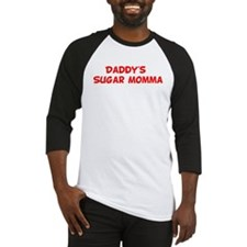 Daddy's Sugar Momma Baseball Jersey