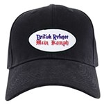 British Refugee Black Cap