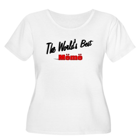 """The World's Best Meme"" Women's Plus Size Scoop Ne"