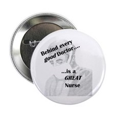 "Great Nurse 2.25"" Button"