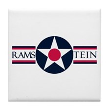 Ramstein Air Base Tile Coaster
