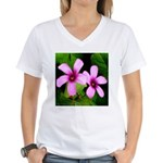 Violet Sorrels Women's V-Neck T-Shirt