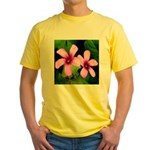 Violet Sorrels Yellow T-Shirt