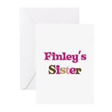 Finley's Sister Greeting Cards (Pk of 10)