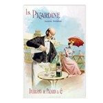 Absinthe Picardine Postcards (Package of 8)