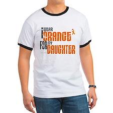 I Wear Orange For My Daughter 6 T