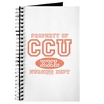 Property Of CCU Nurse Journal