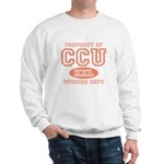 Property Of CCU Nurse Sweatshirt
