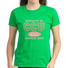 Property Of CCU Nurse Tee