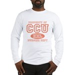 Property Of CCU Nurse Long Sleeve T-Shirt