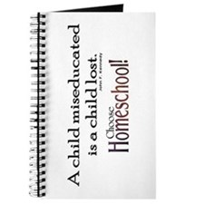 Unique Homeschool quotes Journal