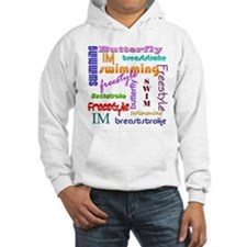 Swimming Everywhere Hoodie