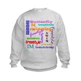 Swimming Everywhere Sweatshirt