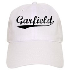 Vintage Garfield (Black) Baseball Cap