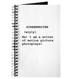 SCREENWRITER Journal