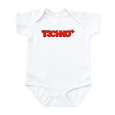 Cute Techno Infant Bodysuit