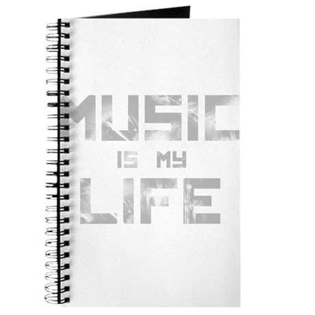 Music Is My Life Journal