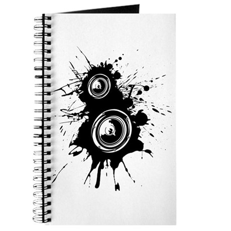 Speaker Splatter Journal