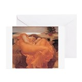 Flaming June Greeting Cards (Pk of 10)