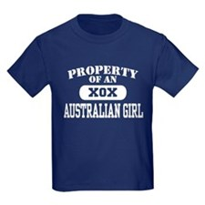 Property of an Australian Girl T