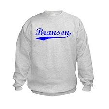 Vintage Branson (Blue) Sweatshirt