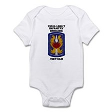 199TH LIGHT INFANTRY BRIGADE Infant Bodysuit