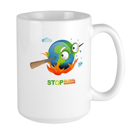 Earth Skewer Large Mug