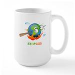 Earth Skewer Large Mug