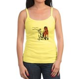 N Great Dane & Horse Ladies Top