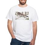 Outcome White T-Shirt