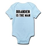 Branden is the man Onesie